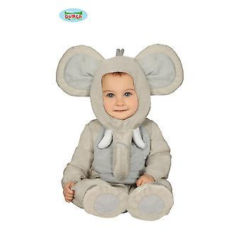 Elephant kostym elefant baby djur kostym barn kostym