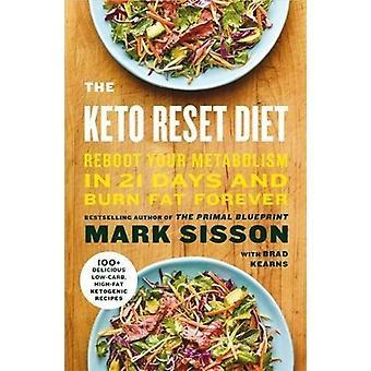 Keto Reset Diet by Mark Sisson