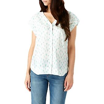 Sugarhill Boutique Women's Coco Cactus Print Shirt
