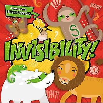 Invisibility by Emilie Dufresne