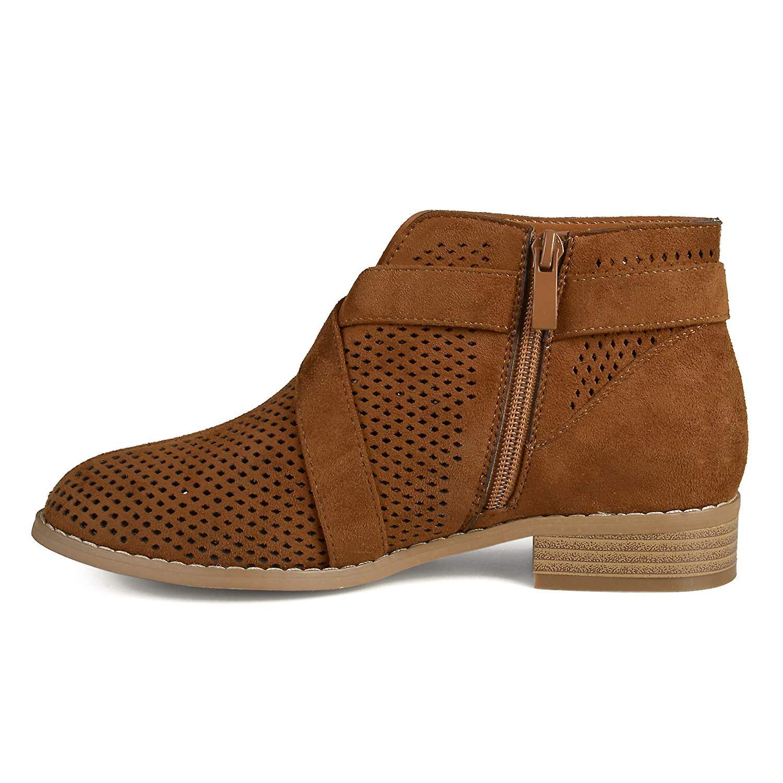 Brinley Co Kvinners Revel Ankel Boot