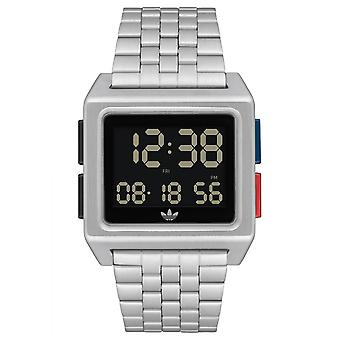 Watch Adidas Originals Z01-2924-00 - steel man