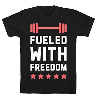 Fueled with freedom t-shirt