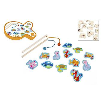 Scratch Fishing Game Funny Fish