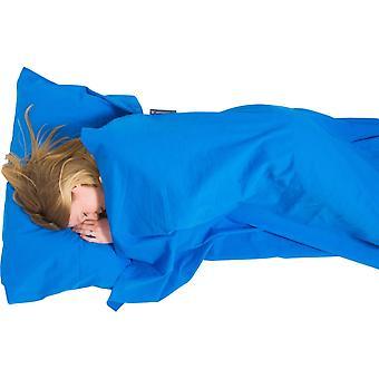 Lifeventure Cotton Sleeping Bag Liner -  Mummy