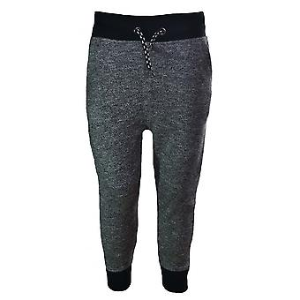 Hugo Boss Boys Hugo Boss Infants And Kids Grey Marl Jogging Bottoms