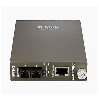Сетевой адаптер D-Link NADACA0046 DMC-300SC RJ45 2 км