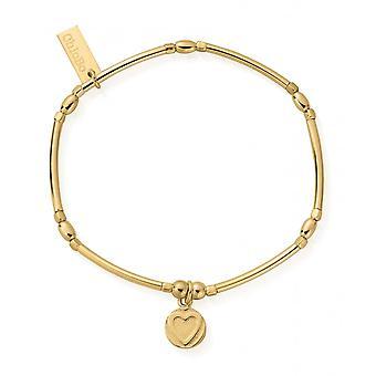 ChloBo Gold Selbstliebe Armband