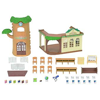 Sylvanian Families Country Tree School Toy