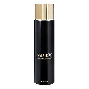 Shower Gel Bad Boy Carolina Herrera (200 ml)