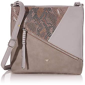 Tom Tailor Acc Bergamo - Women Grey (Grau) 30x28x7cm shoulder bags (W x H L)