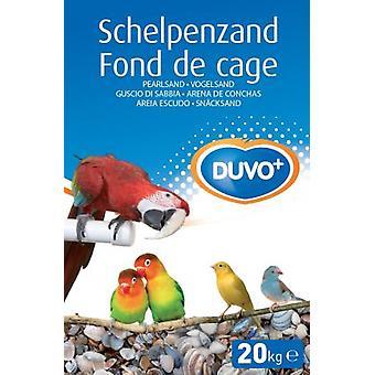Duvo+ Grit de Coquillages Oiseaux (Oiseaux , Compléments et suppléments)