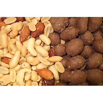 Mixed Nuts 50% Pnts -with Salt -( 24.95lb Mixed Nuts 50% Pnts With Salt)