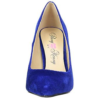 Penny Loves Kenny Womens Main Pointed Toe Classic Pumps