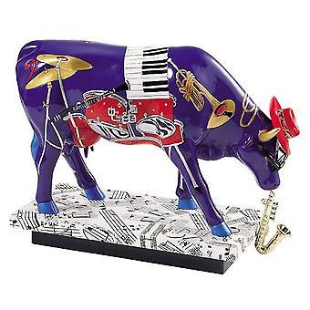 Cow Parade på humör (stor)