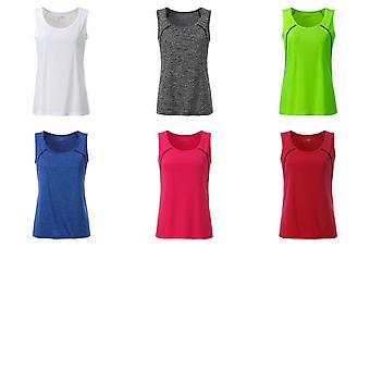 James and Nicholson Womens/Ladies Sports Tank Top