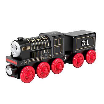 Thomas & Friends GGG67 Fisher-Price Wood Hiro Engine