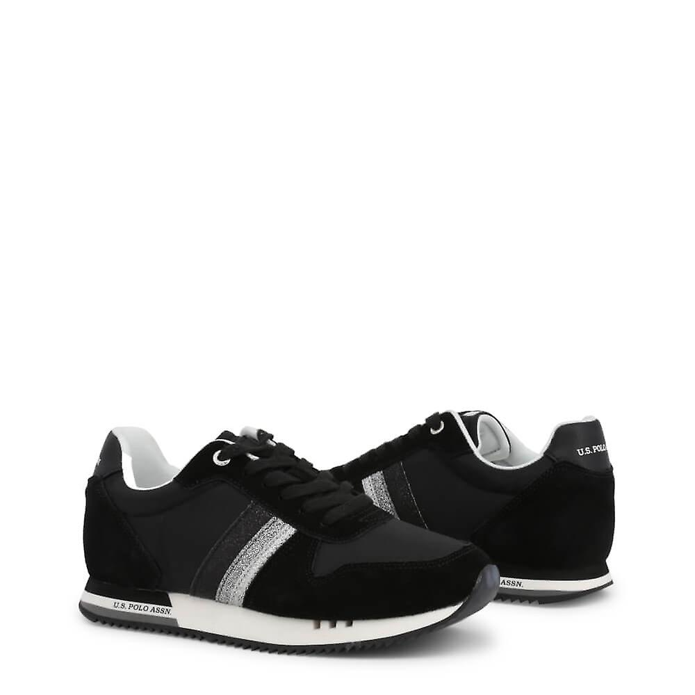 U.S. Polo Assn. Original Women Spring/Summer Sneakers - Black Color 39524