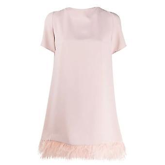 P.a.r.o.s.h. D731139p062 Women's Pink Polyester Dress