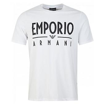 Armani Emporio Script Logo T-Shirt