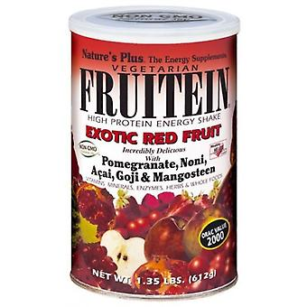 Nature's Plus Fruitein Exotic Red Fruits