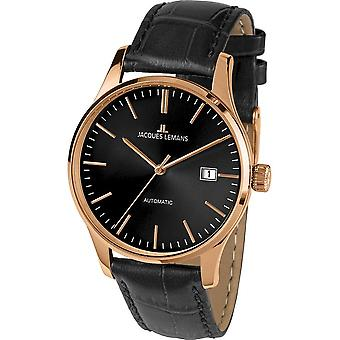 Jacques Lemans - Wristwatch - Men - London - Classic - 1-2073E