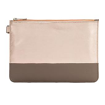 6477 DuDu Women's clutches in Leather