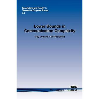 Lower Bounds in Communication Complexity by Lee & Troy