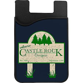 Stand By Me Castle Rock Sign Phone Card Holder