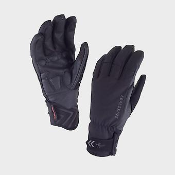 New Sealskinz Men's Highland Gloves Black