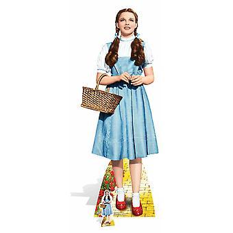 Dorothy em The Wizard of Oz Lifesize papelão recorte / cartaz / stand-up
