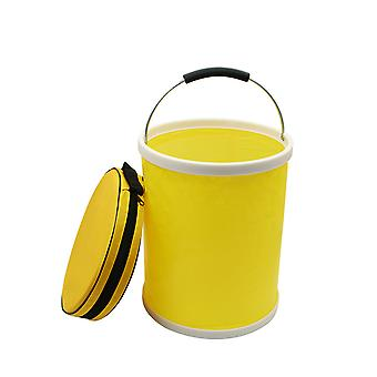 Oxford cloth portable folding bucket