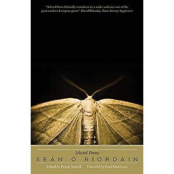 Selected Poems by Sean O Riordain - 9780300240184 Book