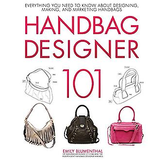 Handbag Designer 101 - Everything You Need to Know About Designing - M