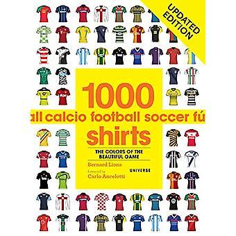 1000 Football Shirts by Bernard Lions - 9780789337757 Book