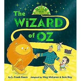 The Wizard of Oz by Sam Hay - 9781405286299 Book