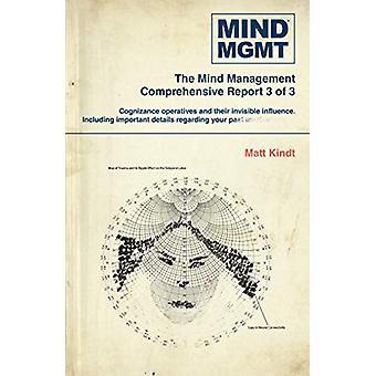 Mind Mgmt Omnibus Part 3 by Matt Kindt - 9781506704623 Book