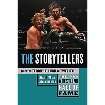Pro Wrestling Hall Of Fame - The - The Storytellers - From the Terrible