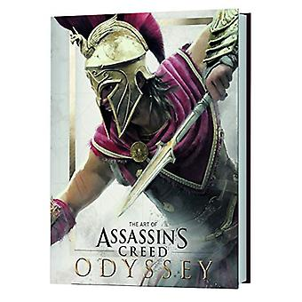 The Art of Assassin's Creed Odyssey von Kate Lewis - 9781785659652 Buch