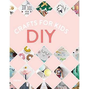 DIY Crafts for Kids - 9788416500109 Book