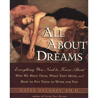 All About Dreams - Everything You Need to Know About Why We Have Them