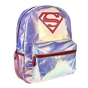 Artesania Cerda Mochila Casual Fashion Superman Backpack - 36 cm - Pink