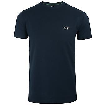 Hugo boss tee men's navy t-shirt