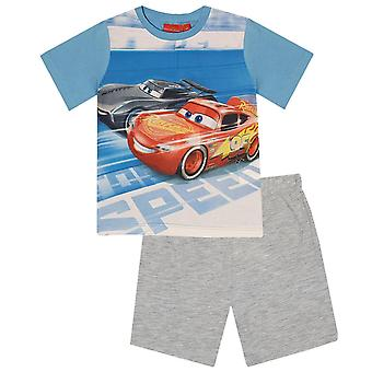 Disney cars boys pyjama set speed mcqueen