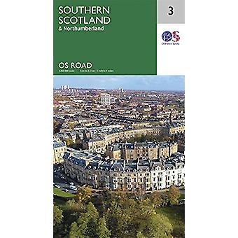 Södra Skottland och Northumberland - 9780319263754 Boka