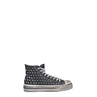 Gienchi Gxualtp330bionb400 Men's Black Polyester Hi Top Sneakers