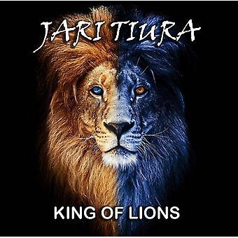 Jari*Tiura - King of Lions [CD] USA import