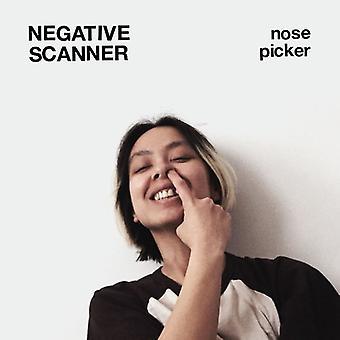 Negative Scanner - Nose Picker [CD] USA import