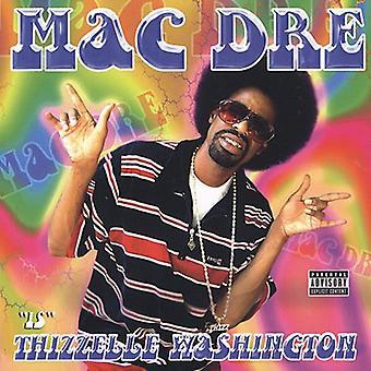 Mac Dre - Thizzell Washington [CD] USA import
