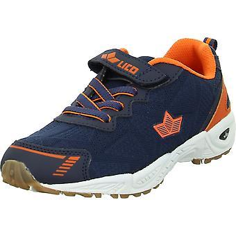 Lico Flori VS 360777MARINEORANGE universal all year unisex shoes